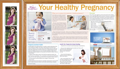 Your Healthy Pregnancy